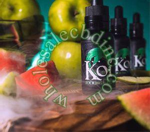 KOI CBD Vape Juice Jade