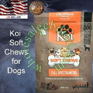 Koi CBD Dogs Soft Chew