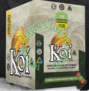 KOI Gummies Box of 12 Packs