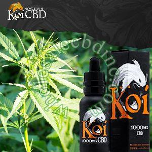 KOI CBD Vape Juice Red