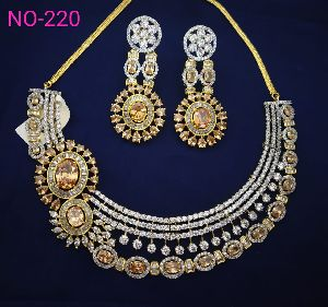 23b6cb064 Fashion Necklace Sets - Manufacturers, Suppliers & Exporters in India