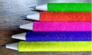 Velvet Paper Pencil