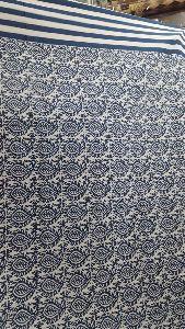 2001 Blue Pottery Bedspread
