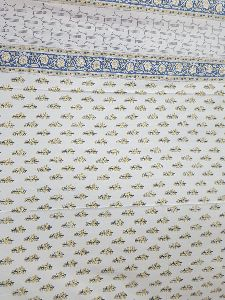 2014 Blue Pottery Bedspread