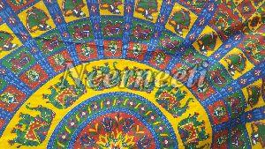 Embroidered Cotton Bedspreads