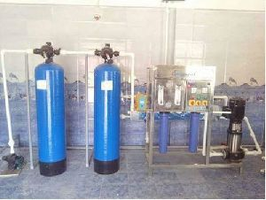 1000 LPH Industrial Reverse Osmosis Plant