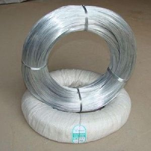 Zinc Coated Stitching Wire