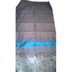 Grey Pure Silk Dupatta