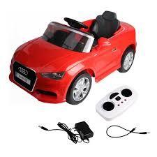 Remote Control Kids Car
