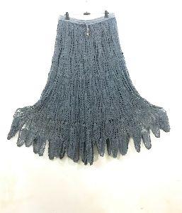 Crochet Designer Skirt
