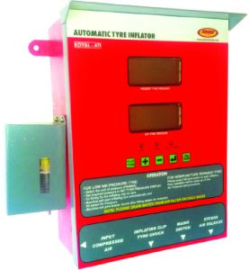 Digital Automatic Tyre Inflator