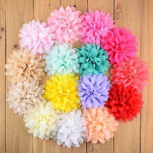 Fabric Fancy Flower