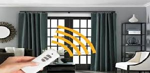 Automated Curtains And Blinds