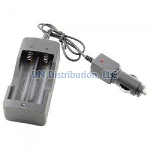 7 V Li-ion Double Battery Charger