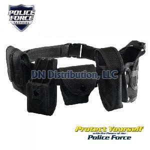 Police Force Duty Belt