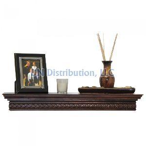 Quick Shelf Safe with RFID- Walnut