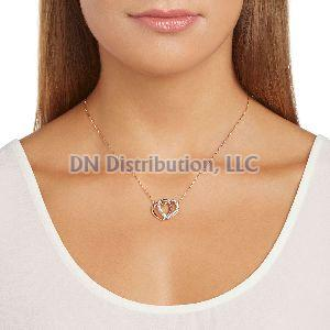 Rose Gold Plated Pendant