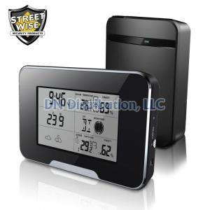 STREETWISE HD 1080P WEATHER STATION CAMERA WI-FI VERSION