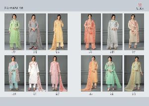 Georgette Digital Print Suits