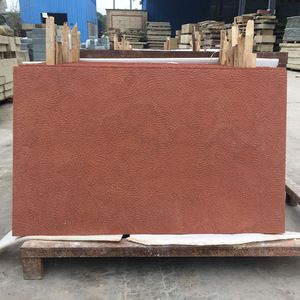 Red Chocolate Sandstone Slabs
