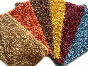 Shaggy Bath Mats