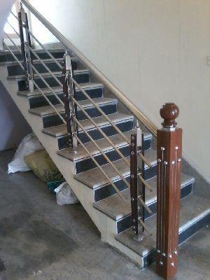 Stainless Steel Railing 03