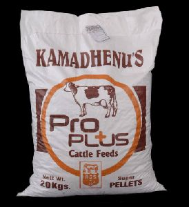 Cattle Feed Packaging Bag