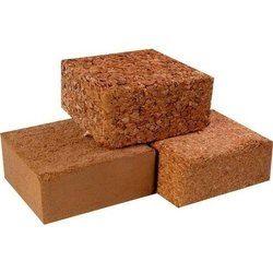 Natural Coir Pith Blocks