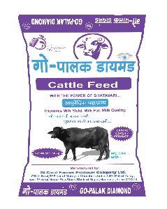 Go-Palak Diamond Cattle Feed