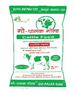 Go-palak Gold Cattle Feed