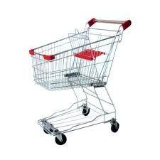 Shopping Mall Trolleys