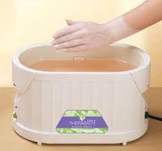 wax bath