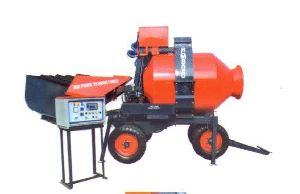 RCE 1050 E Reversible Concrete Mixer