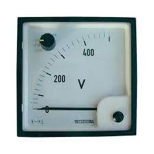 Moving Iron Ac Voltmeter