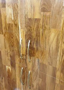 Finger joint Teak Wood Board