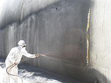 Insulation & Waterproofing Protective Coating