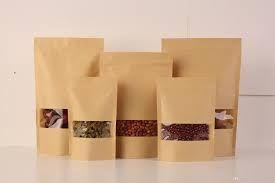 Food Packaging Paper Bags