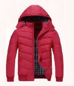 Mens Polyester Jacket