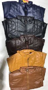 Mens Rexine Jacket