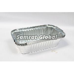 660ml Aluminum Foil Food Container