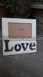 Wooden Decorative Photo Frame
