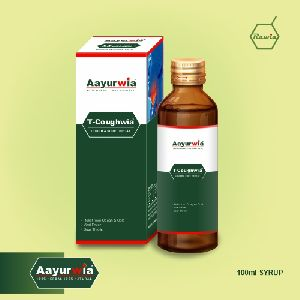 Ayurwia T-coughia Cough & Sore Throat Syrup
