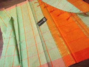 Banarasi Khadi Silk Saree