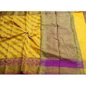 Banarasi Muslin Silk Saree