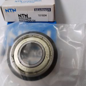 NTN Auto Bearing 6002ZZNR Deep Groove Ball Bearing 6002ZZNR
