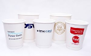 Branded Paper Cups