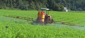 Crop Protection Machine