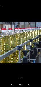Natural beverage juice, sunflower oil