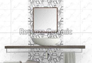300 x 450mm Super White Series Tiles