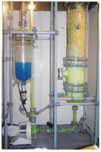 HCL Gas Absorber Tower